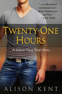 21 Hours by Alison Kent